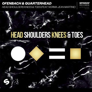 Ofenbach & Quarterhead - Head Shoulders Knees & Toes (feat. Norma Jean Martine) (Radio Date: 31-07-2020)