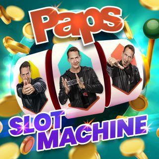Paps - Slot Machine (Radio Date: 28-07-2020)