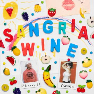 Pharrell Williams X Camila Cabello - Sangria Wine (Radio Date: 23-05-2018)