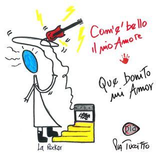 Pia Tuccitto - Com'è Bello Il Mio Amore (Radio Date: 19-06-2020)
