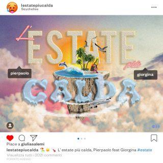 Pierpaolo - L'estate più calda (feat. Giorgina) (Radio Date: 18-06-2021)