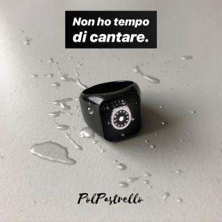 Polpastrello - Non ho tempo di cantare (Radio Date: 15-04-2019)