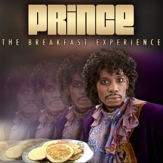 "Il remix di Prince ""Breakfast Can Wait (Espresso)"" dall'EP ""The Breakfast Experience"" disponibile in digitale."