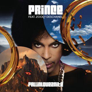 Prince - FALLINLOVE2NITE (feat. Zooey Deschanel) (Radio Date: 21-03-2014)
