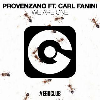 Provenzano - We Are One (feat. Carl Fanini) (Radio Date: 25-03-2016)