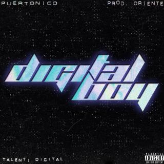 Puertonico - Digital Boy (Radio Date: 26-04-2019)