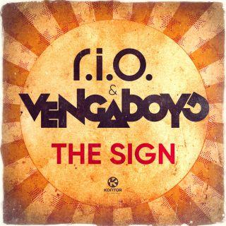 R.I.O. & Vengaboys - The Sign