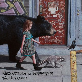 Red Hot Chili Peppers - Go Robot (Radio Date: 16-09-2016)