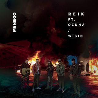 Reik - Me Niego (feat. Ozuna & Wisin) (Radio Date: 06-04-2018)
