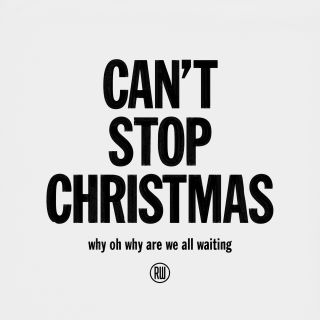 Robbie Williams - Can't Stop Christmas (Radio Date: 04-12-2020)