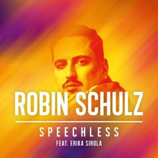 speechless Robin Schulz feat. Erika Sirola
