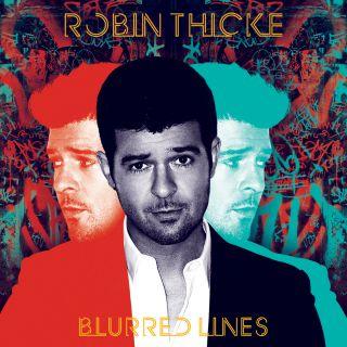 Robin Thicke - Give It 2 U (feat. Kendrick Lamar) (Radio Date: 08-11-2013)