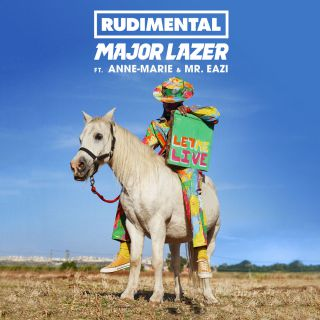 Rudimental & Major Lazer - Let Me Live (feat. Anne-Marie & Mr Eazi) (Radio Date: 06-07-2018)