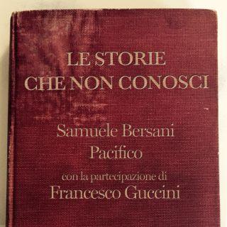 Samuele Bersani E Pacifico - Le storie che non conosci (feat. Francesco Guccini) (Radio Date: 10-04-2015)