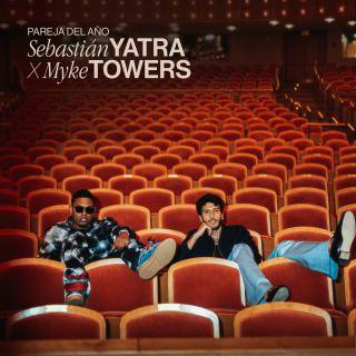 Sebastián Yatra & Myke Towers - Pareja Del Año (Radio Date: 11-06-2021)