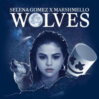 Selena Gomez & Marshmello - Wolves (Radio Date: 01-12-2017)