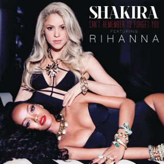 Shakira - Can't Remember To Forget You (feat. Rihanna) (Radio Date: 13-01-2014)