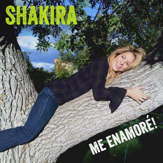 Shakira - Me Enamoré (Radio Date: 21-04-2017)