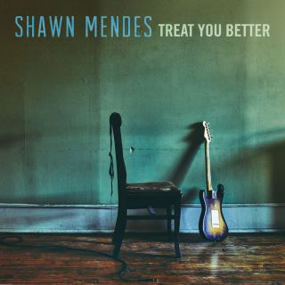 Shawn Mendes - Treat You Better (Radio Date: 10-06-2016)