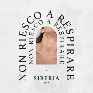 Siberia - Non Riesco A Respirare (Radio Date: 25-10-2019)