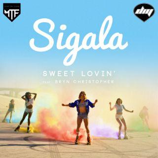 Sigala - Sweet Lovin' (feat. Bryn Christopher) (Radio Date: 07-01-2016)