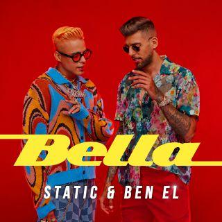 Static & Ben El - Bella (Radio Date: 17-09-2021)