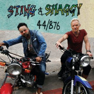 Sting & Shaggy - Dreaming In the U.S.A. (Radio Date: 08-06-2018)
