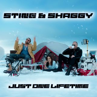 Sting & Shaggy - Just One Lifetime (Radio Date: 15-03-2019)