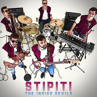 The Indigo Devils - Stipiti (Radio Date: 10-08-2018)