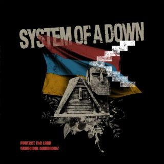 System Of A Down - Protect The Land (Radio Date: 20-11-2020)