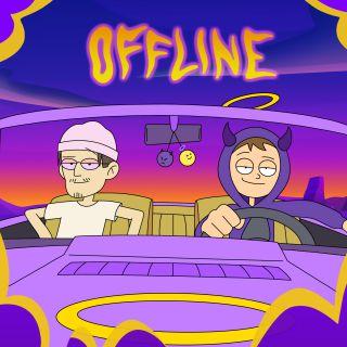 tha Supreme - 0ffline (feat. bbno$) (Radio Date: 31-07-2020)