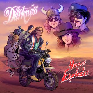 The Darkness - Heart Explodes (Radio Date: 20-08-2019)
