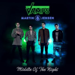 The Vamps & Martin Jensen - Middle of the Night (Radio Date: 26-05-2017)