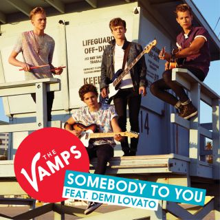 The Vamps - Somebody To You (feat. Demi Lovato) (Radio Date: 11-07-2014)