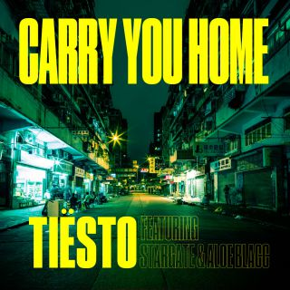 Tiësto - Carry You Home (feat. StarGate & Aloe Blacc) (Radio Date: 29-12-2017)