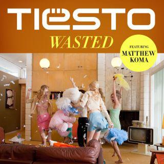 Tiësto - Wasted (feat. Matthew Koma) (Radio Date: 16-05-2014)