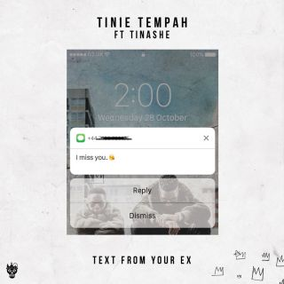 Tinie Tempah - Text From Your Ex (feat. Tinashe)