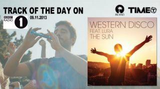 Track Of The Day on BBC Radio 1: Western Disco Feat. Lura - The Sun (Black Box Radio Vox)