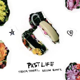past life Trevor Daniel & Selena Gomez