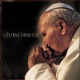 """""""Tu Es Christus"""", il nuovo cd musicale con la voce di Papa Giovanni Paolo II e la partecipazione di Andrea Bocelli, Placido Domingo e The Priests"""