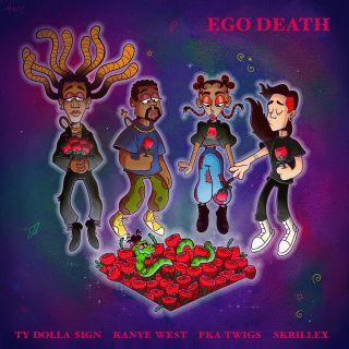 Ty Dolla $ign - Ego Death (feat. Kanye West, FKA twigs & Skrillex) (Radio Date: 03-07-2020)
