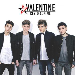Valentine - Resto Con Me (Radio Date: 05-06-2015)