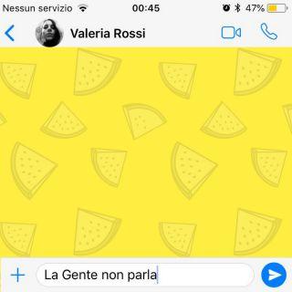 Valeria Rossi - La gente non parla (Radio Date: 20-07-2018)