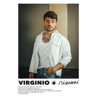 Virginio - Rimani (Radio Date: 02-04-2021)