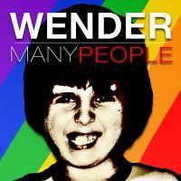 """""""""""Many People"""" è il nuovo singolo di Wender in tutte le radio da venerdì 31 Agosto 2012."""
