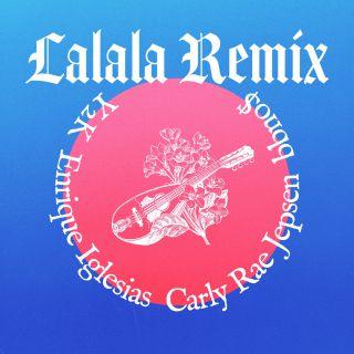 Y2k & Bbno$ - Lalala (Remix) (feat. Enrique Iglesias & Carly Rae Jepsen) (Radio Date: 30-10-2019)