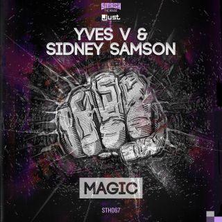 Yves V & Sidney Samson - Magic (Radio Date: 26-02-2015)