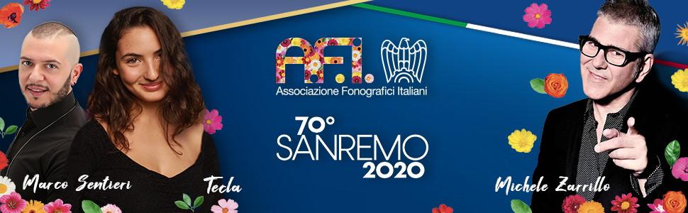 Sanremo 2020 - AFI