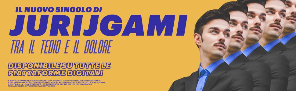 Il nuovo singolo di Jurijgami - Tra il tedio e il dolore
