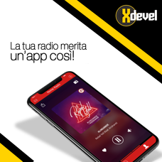 Xdevel - app mobile (iOS e Android) per radio e tv